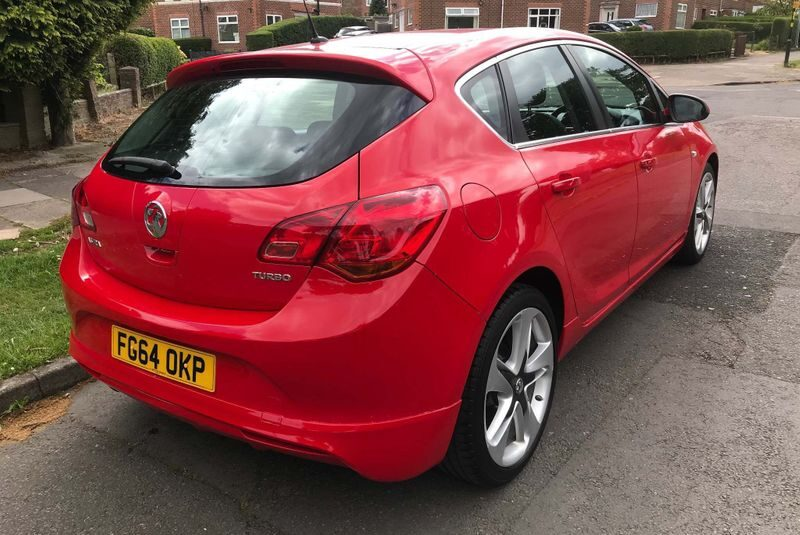 2014 Vauxhall Astra Hatchback 1.4T 16v Limited Edition 5dr* Birmingham clean air zone & ULEZ complaint