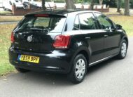 Volkswagen Polo 1.2 S 5dr (a/c)