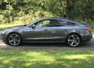 Audi A5 Hatchback (2014) B8 Facelift 3.0 TDI Black Edition Sportback Multitronic 5dr * Full Audi Service History