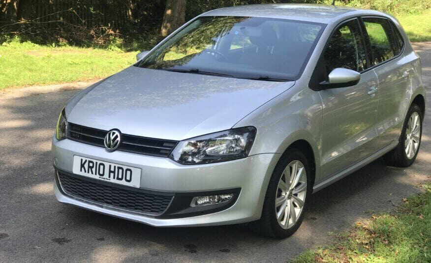 VOLKSWAGEN, POLO 2010 (10) 1.4 SEL 5dr* Faultless Drive* New timing belt * Water pump kit* New service* Service history