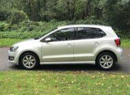 2013 Volkswagen Polo Hatchback  MK5 1.2 TDI BlueMotion Tech 5dr* New Service & MOT* Faultless Drive