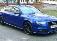 2016 Audi A5 Hatchback B8 Facelift 2.0 TDI Black Edition Plus Sportback Multitronic (s/s) 5dr* Full Service History and 1 owner