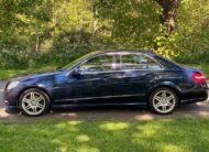Mercedes-Benz E Class 2011 (61 reg) 2.1 E250 CDI Blue EFFICIENCY Sport Edition 125 G-Tronic (s/s) 4dr