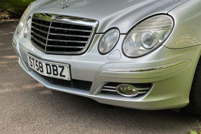 Mercedes-Benz E Class 2008 (58 reg) 3.0 E280 CDI Sport G-Tronic 4dr