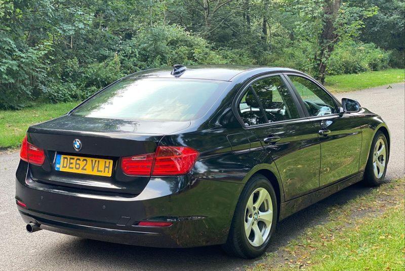 BMW 3 Series 2012 (62 reg) 2.0 320d ED EfficientDynamics 4dr