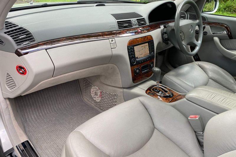 Mercedes-Benz S Class 2005 (55 reg) 3.2 S320 CDI SE 4dr