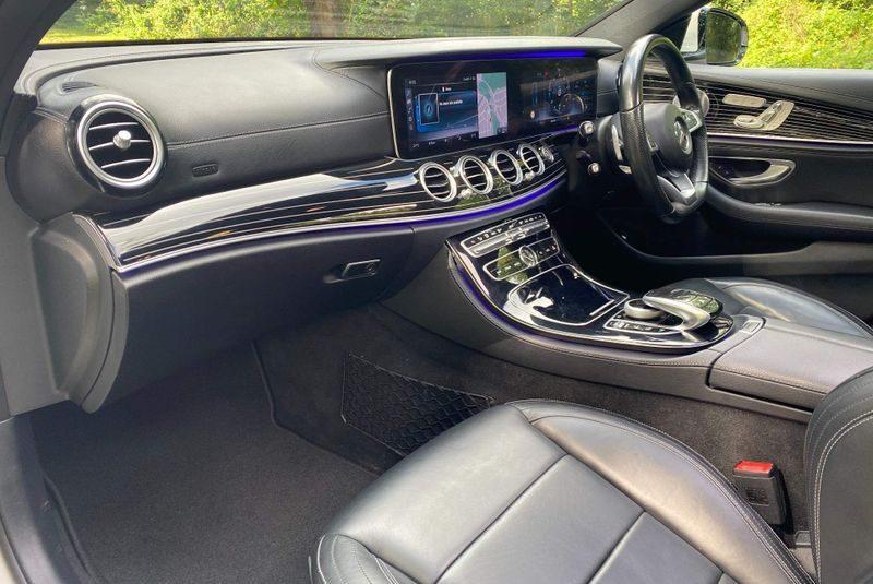 Mercedes-Benz E Class 2016 (66 reg) 2.0 E220d AMG Line (Premium Plus) G-Tronic+ (s/s) 4dr